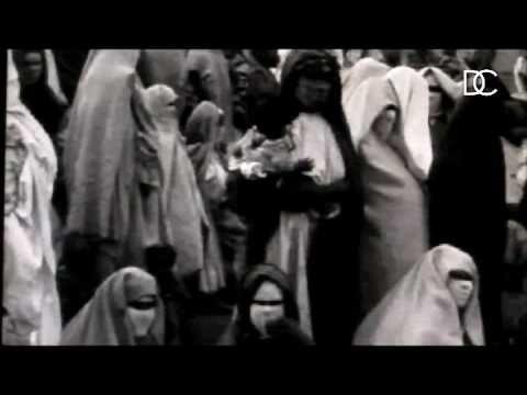 JAMAIS VU: Mariage royal de Mohamed 5 en 1925