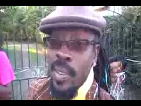 Beenieman 'Curfew' video shoot - WarFace T.V. in front the scenes Exclusive directed by Nodia Rose