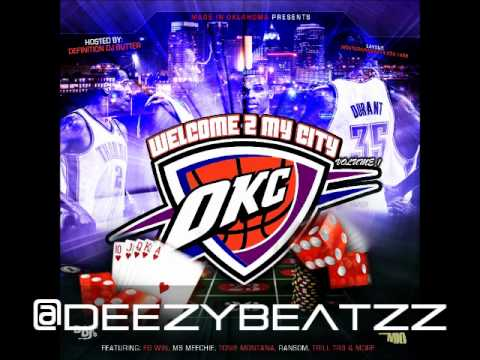 Fill Up a Bank - Deezy Beatz featuring Montana
