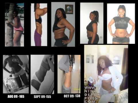 NinaDetoxProducts.com STAGES OF STRUGGLE
