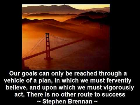 Inspirational Video Have A Plan For success