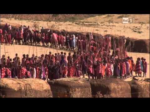 Maasai from Tanzania