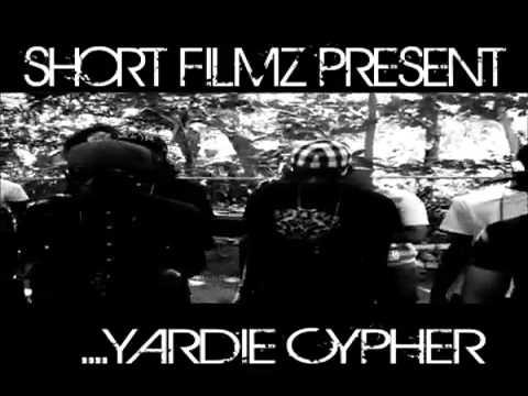 Cypher Jamaican Freestyle (Short Films) DeVious,Kronik,Slighce,Kray-z {Jan 2011}