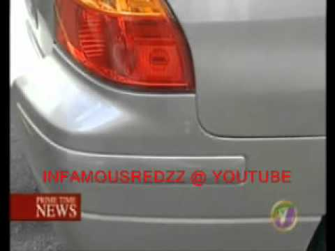 TVJ - POLICE SEARCHING FOR MEN WHO STOLE $50MILLION IN KINGSTON {JAMAICA}