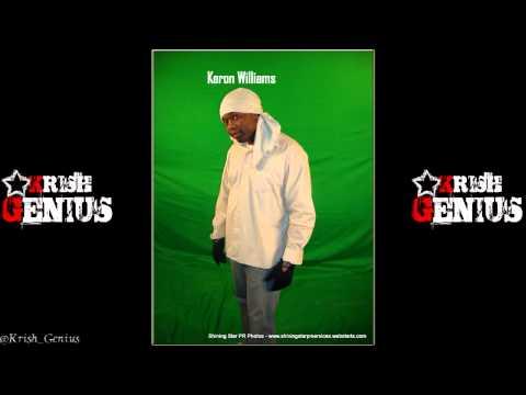 Keron Williams - Buju Banton Tribute [Krish Genius Dub] {Answer Bite Riddim} June 2011