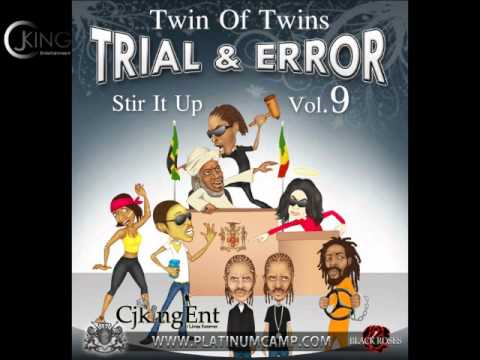 10. Muta's Statement to Vybez - Twin Of Twins [Stir It Up. Vol. 9: Trial & Error] - June 2011