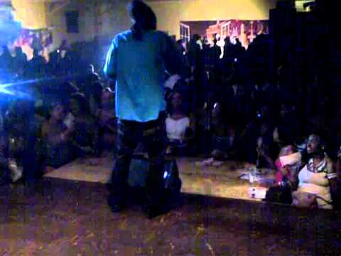 SPRAGGA BENZ PERFORMING LIVE IN HARTFORD, CT JUNE 2011