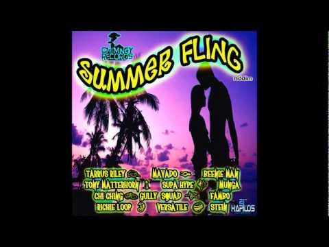 Gully Squad - Summer Party (Summer Fling Riddim) July 2011 [Chimney Rec]