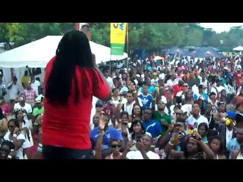 I OCTANE performing at SMUDGE ATI Weekend Negril