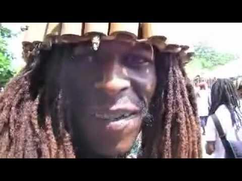 CHANGA CHANGA Rasta Jamaican Fashion Designer _LMAO