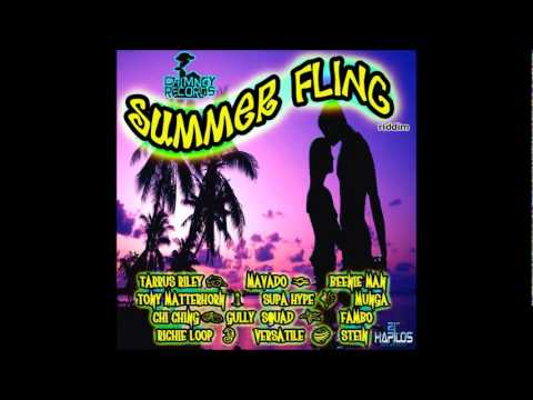 Summer Fling Riddim Mix {Chimney Rec} July 2011 (Mavado,Beenie Man,Versatile & More)