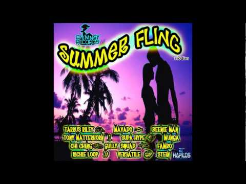 Beenie Man Ft Versatile - I Love The Girls (Summer Fling Riddim) July 2011 [Chimney Rec]