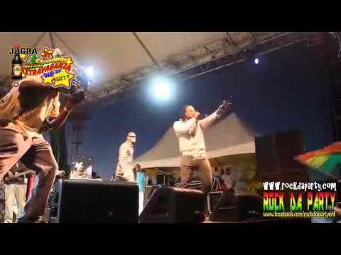 Bounty Killer & Kipich at GT Extravaganza  2011 [Full Performance] Courtesy Of: RockDaPartyEnt