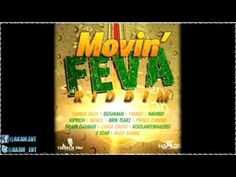 Instrumental/Version [Movin' Feva Riddim - Charlie Pro Records] Feburary 2012