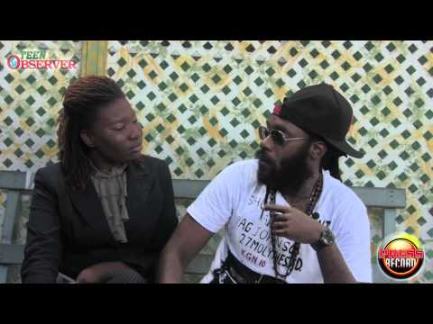 Press Play: Tarrus Riley