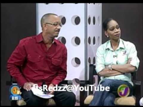 TVJ - RICHIE SPICE PERFORMANCE & INTERVIEW ON SMILE JAMAICA (APR 13TH 2012)