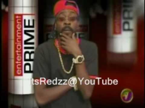 E PRIME: BEENIE MAN APOLOGIZES TO GAYS & LESBIANS & CALLS UP BOUNTY NAME [JAMAICA]