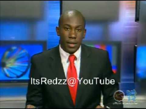 CVM NIGHTLY NEWS SUNDAY (JAMAICA) (GRANTS PEN WAR) JULY 15TH 2012 (PT 1)