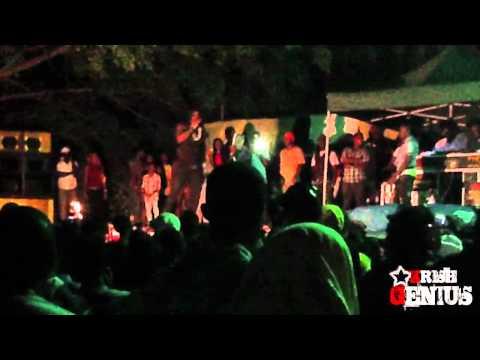 T'Nez Performance @ Western All-School Jam 2012