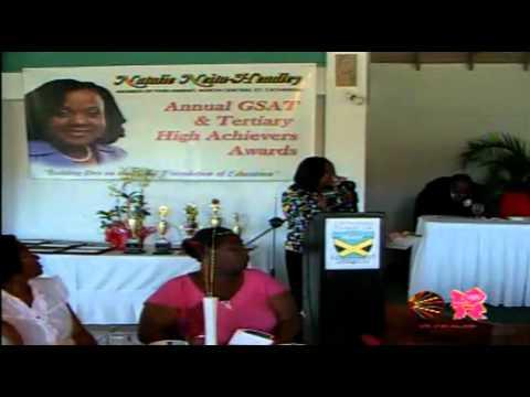 CVM TV - NEWS WATCH (JAMAICA) (JULY 22ND 2012) (PART 2)