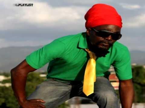 Junior Reid - Who Can Help Us - [Croakin' Lizard Riddim] July 2012
