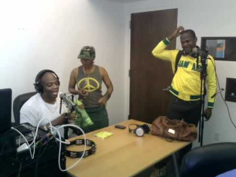 Ragashanti in the Morning with guest artistes Lady Ann and Mr. Vegas