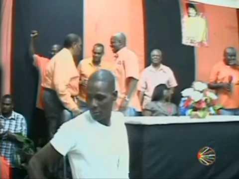 CVM NIGHTLY NEWS FRIDAY JAMAICA AUGUST 31ST 2012 PT 1