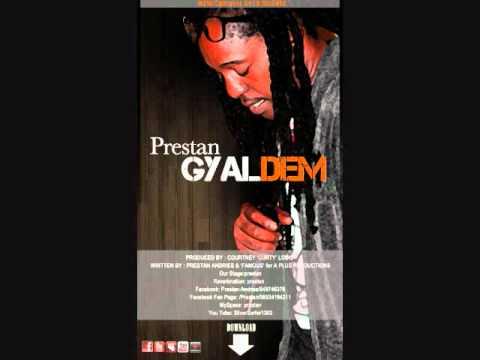 Prestan - GYAL DEM 2013 New Soca Release (Promo Video)