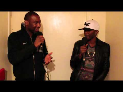 Konshens & Darrio talk about the gyal dem & more