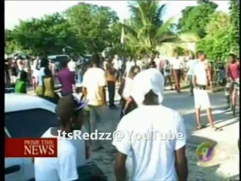 TVJ - TEENAGER POSSESSED BY DEMON IN WESTMORELAND, JAMAICA? (OCT 12TH 2012)
