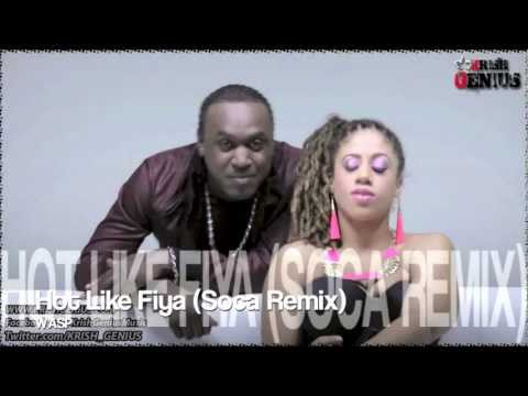 Wasp - Hot Like Fiya (Soca Remix) Dec 2012