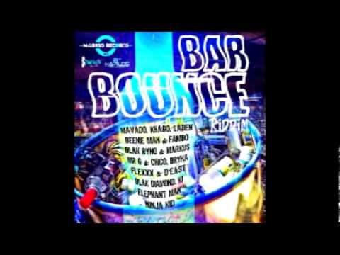 MARKUS RECORDS PRESENTS BAR BOUNCE RIDDIM 2012