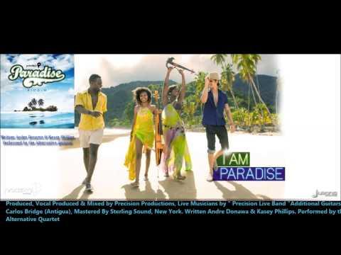 Alternative Quartet - I AM PARADISE [2013 Trinidad Soca]