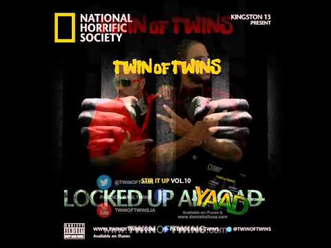Twins Of Twins Stir It Up Vol. 10 (Bounty Killer In Jail) - [Locked Up A Yaad SCENE 6] 2013