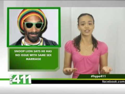 Dubtonic Kru, Snoop Lion Has No Issue With Same Sex Marriage, Richie Drenz