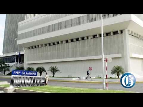 THE GLEANER MINUTE: BOJ boss downplays public concern ... Disaster funds low ... Blake banned