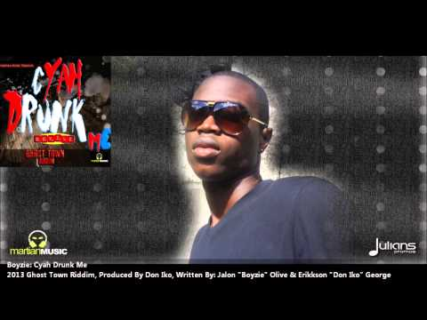 Boyzie - CYAH DRUNK ME [2013 Grenada Soca]
