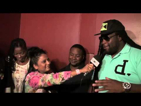 Morgan Heritage Release Event NYC