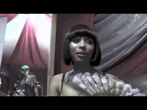 Nick Minaj Hits Reggae Sumfest, Bigs Up Gaza AND Gully