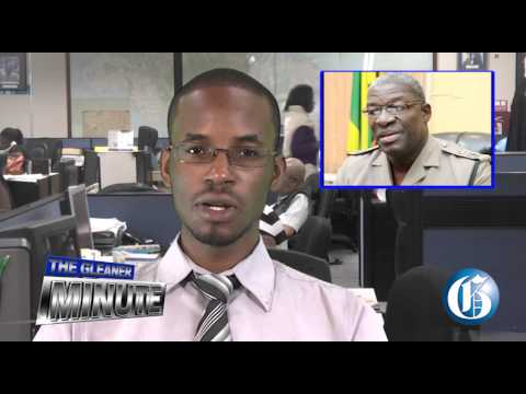THE GLEANER MINUTE: Counterfeit $1.5m seized ... Mob firebombs house ... Another cop murdered