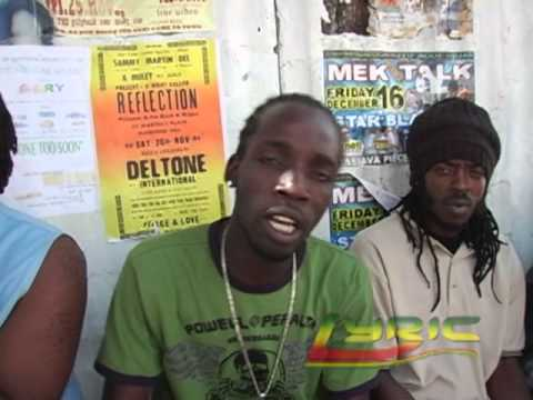 Mavado started his Dancehall career in the church!