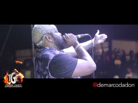 DEMARCO PERFORMING AT RIVERTON CITY x WIN RIDDIM VIDEOSHOOT