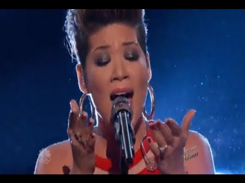 "Tessanne Chin ""I Have Nothing"" - The Voice USA 2013 THE FINALS"