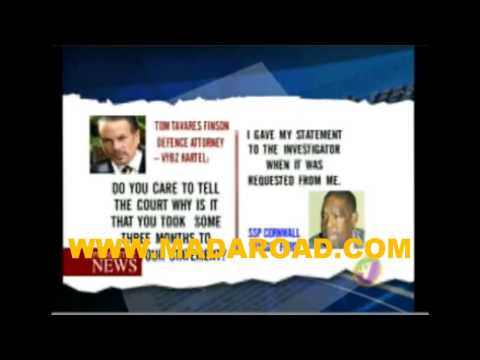 Vybz Kartel's Lawyer Accuse Cops Of Conspiracy   [Trial Update Day Three]