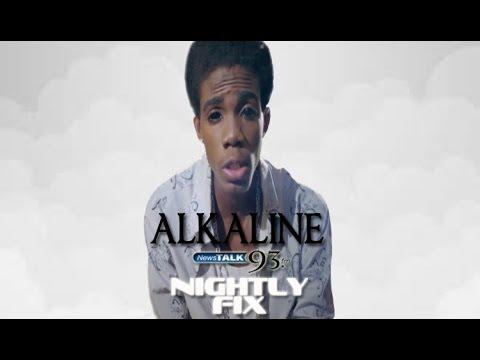 "Alkaline talks not caring about angering fans + defends ""brawta"" on Nightly Fix NewsTalk93FM"