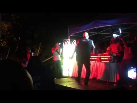 Demarco Performance At Zj Dymond Party