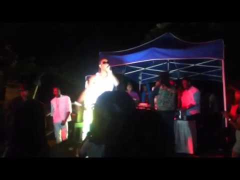 Kalado Performance At Zj Dymond Party