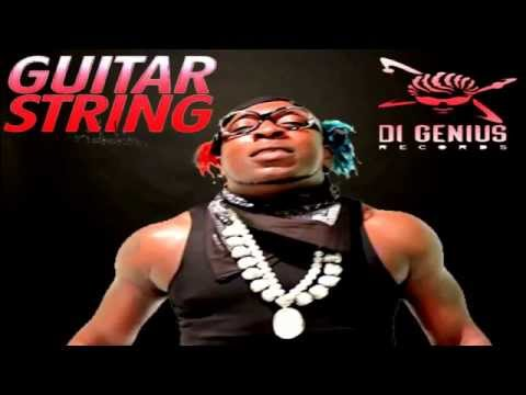 Elephant Man - Summer Time (What Would I Do) - Guitar String Riddim [May 2014]
