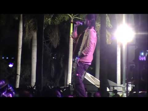 Chronixx - Behind Curtain - Live at Best of the Best 2014 || Dancehall USA