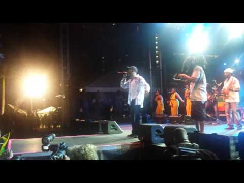 """Beres Hammond """"Step Aside—Now!"""" Live in Miami"""